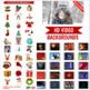 500 plus Christmas Graphix for TPT Sellers / Teachers & Your  Digital Classroom