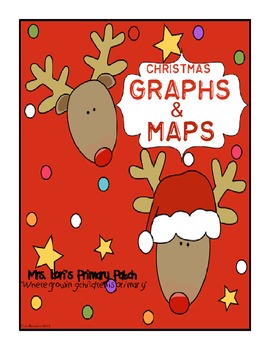Christmas Graphs, Maps, Diagrams, and more