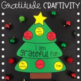 Christmas Craftivity - Gratitude Tree
