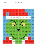 Christmas Grinch Math Mystery Picture- mixed operations