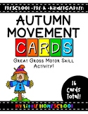 Christmas Gross Motor Skill Movement & Brain Break Cards