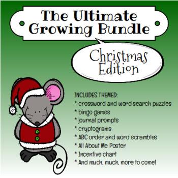 Christmas Growing Bundle