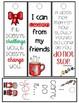 Christmas-Growth Mindset Bookmarks