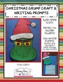 Christmas Grump Craft and Writing Propmts