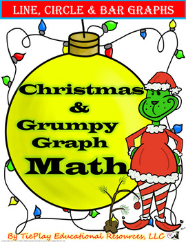 Christmas & Grumpy Math & Literacy Bundle