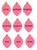 Christmas Guide Words Activity