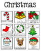 Christmas Guided Writing Pattern Prompts for Emerging Writers