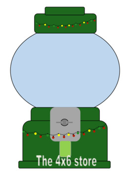 Gumball Machine: Christmas