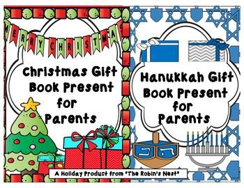 Christmas/Hanukkah Gift Book for Parents!