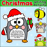 Christmas Writing - Christmas, Hanukkah & Kwanzaa Anim