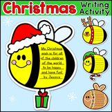 Christmas Writing Activity - Hanukkah and Kwanzaa Writing