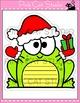 Christmas Writing: Hanukkah, Kwanzaa and Christmas Frogs Writing Activity