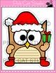Christmas Activities - Owl Theme Hanukkah and Kwanzaa Writ