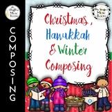Christmas, Hanukkah & Winter Composing