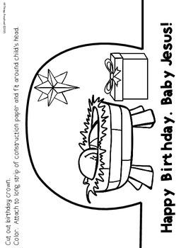 Christmas; Happy Birthday, Baby Jesus