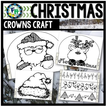 Christmas Hats (Craft)