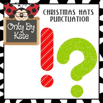 Christmas Hats, Full Sheet Bulletin Board Letters