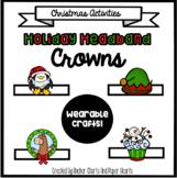 Christmas Headband Crowns
