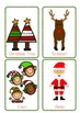 Christmas Headbands Freebie - Game Cards