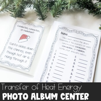 Christmas Heat Photo Album Center