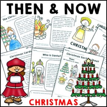 Then and Now Christmas - explore the history of the holiday season