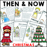 Then and Now Social Studies History of Christmas Traditions