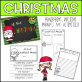 Christmas History and Activities
