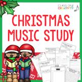 Christmas Hits Music Study!