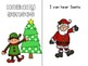 Christmas Holiday Book-Follower Freebie