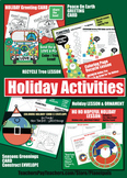 Christmas Holiday Bundle Kids Holidays Lessons Rhyme Read Color Write Assemble