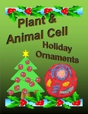 Christmas / Holiday Cell Ornaments