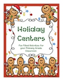 Christmas Holiday Centers