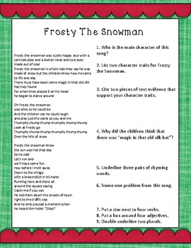 graphic regarding Frosty the Snowman Lyrics Printable identify Xmas Trip End Looking through For the duration of Track Lyrics PRINTABLE!