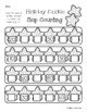 Christmas Holiday Cookie: Skip Counting by 10's - Card Sor