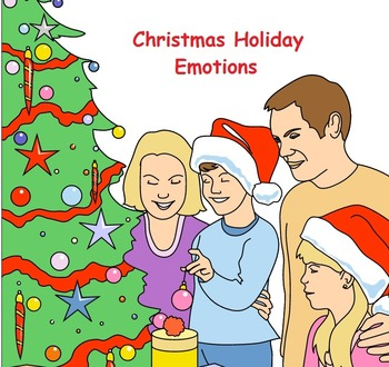 Christmas Holiday Emotions