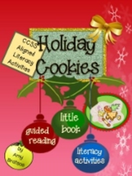 Christmas & Holiday Guided Reading Little Book and Literac