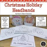 Christmas Holiday Headbands