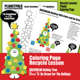 Christmas Holiday Activity Lesson How to Recycle 4 Holiday