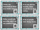 Christmas/Holiday Main Idea and Detail Task Cards with QR