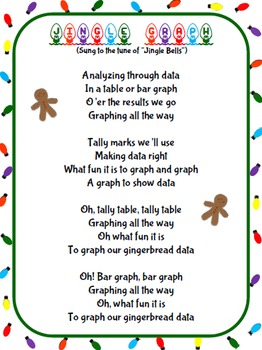 Christmas Holiday Math Songs and Crafts