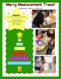 Christmas Holiday Measurement Data 2nd Grade Engage NY Eureka Math Envision