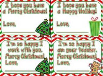 holiday notes