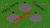 Christmas Holiday Ornaments Template for Scribble Art/ Pat