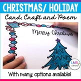 Christmas/Holiday Poem and Cards