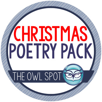 Christmas Holiday Poetry Pack