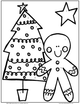 Probability and Simulations Coloring Page