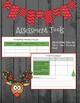 Christmas/Holiday Procedural Writing Activities