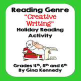 Christmas Holiday Reading Genres Review
