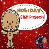 Christmas Holiday STEM STEAM projects