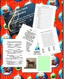 Christmas Holiday Songs Bundle Vocabulary Unit